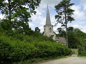 Penn, Buckinghamshire - Image: Penn Street Church