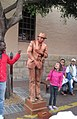 People18A man works as a statue. Cape Town.jpg