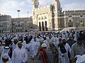 People - Crowd coming out of Masjid ul Harram after Prayers - panoramio (1).jpg