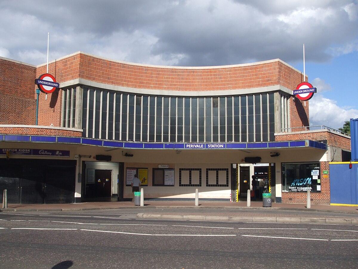 Perivale Station Car Park