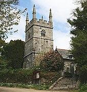 Perranarworthal Church - geograph.org.uk - 160508.jpg