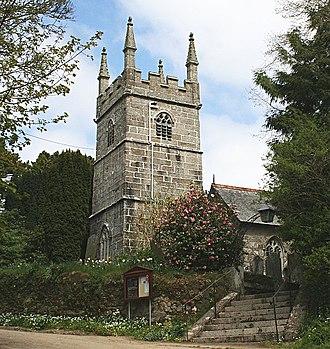 Perranarworthal - Perranarworthal Church