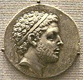 Perseus of Macedon (r. 179-168 BC), last Antigonid king of Macedon before the pretender to the throne Andriscus