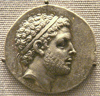Antigonid dynasty - Image: Perseus of Macedon BM