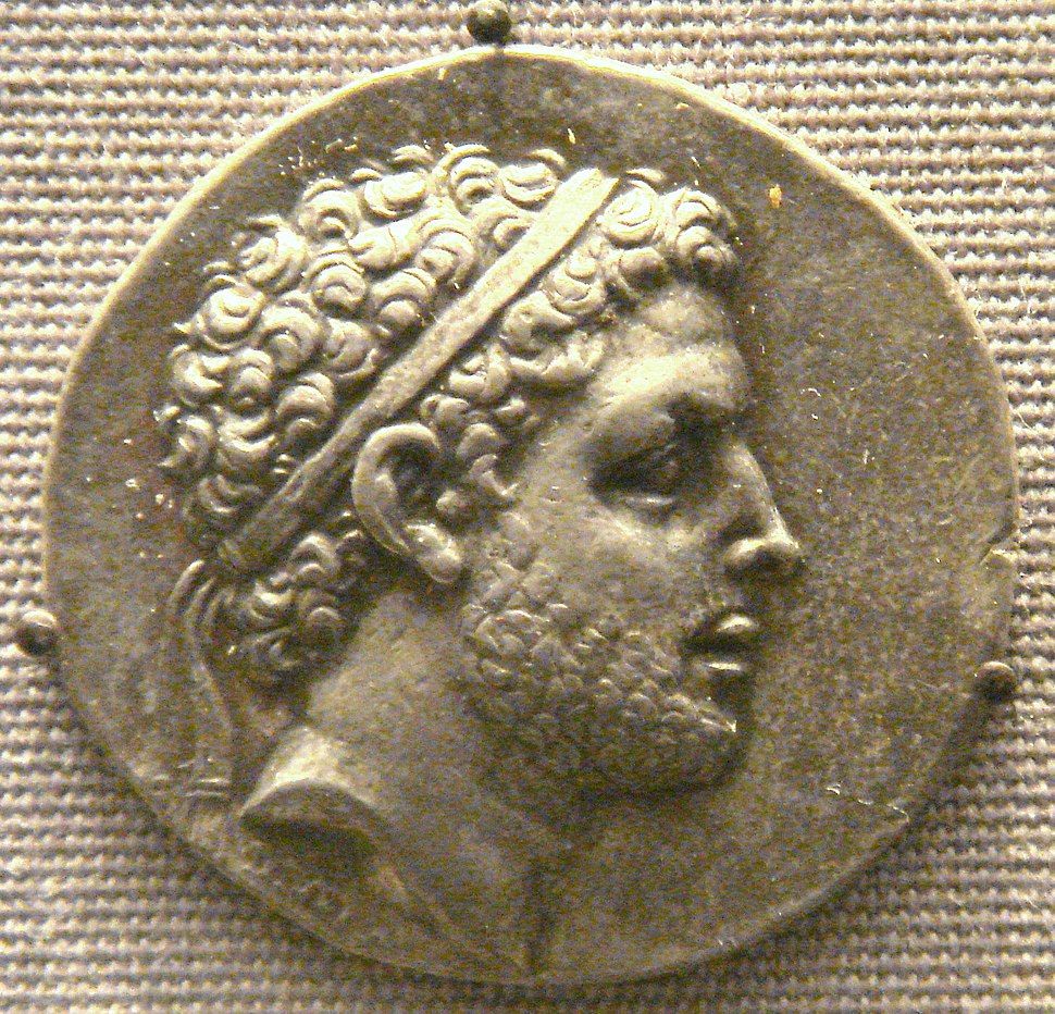 Perseus of Macedon BM