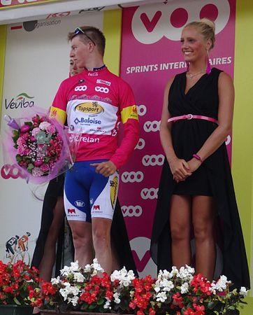 Perwez - Tour de Wallonie, étape 2, 27 juillet 2014, arrivée (D33).JPG