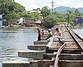 Pescando en la laguna,Puerto Cortes,Honduras - panoramio.jpg