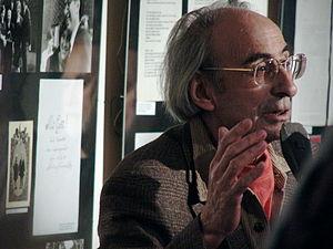 Peter Rühmkorf - Peter Rühmkorf Hamburg, October 2004