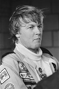 Peterson ved Nederländernas Grand Prix 1978, to uger før dødscrashen