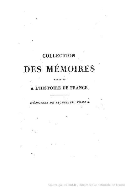 File:Petitot - Collection complète des mémoires relatifs à l'histoire de France, 2e série, tome 30.djvu