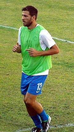Petros Konteon Greek footballer