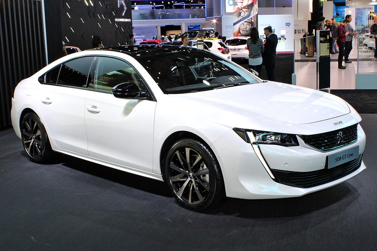 Peugeot 508 - Wikidata