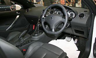 Peugeot RCZ - Interior