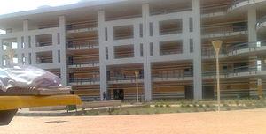 El Asher University - Image: Pharmacy building 2