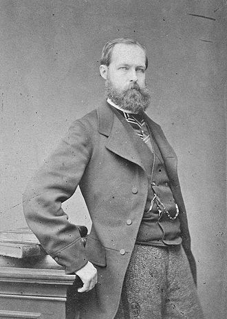 Prince Philippe, Count of Paris - Image: Philippe d'Orléans, Count of Paris (1838 1894)