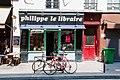 Philippe le Libraire, 32 Rue des Vinaigriers, 75010 Paris, July 2013.jpg