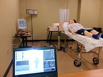 Medical simulation - SimMan3G Simulation Session