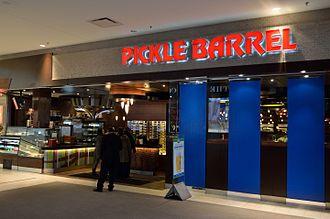 Pickle Barrel - Image: Pickle Barrel 3