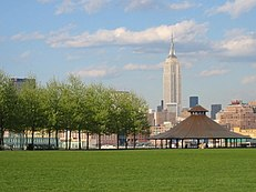 Pier A Park lawn & gazebo Hoboken NJ.jpg