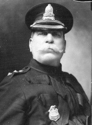 Service de police de la Ville de Montréal - Pierre Bélanger, Director from 1921 to 1928