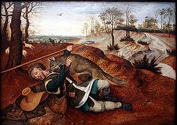 Pieter Brueghel der Jüngere: Der gute Hirte