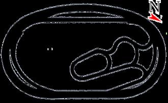 Pikes Peak International Raceway - Image: Pikes Peak International Raceway