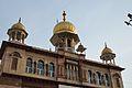 Pillared Canopies - Gurdwara Sis Ganj Sahib - Chandni Chowk Road - Delhi 2014-05-13 3504.JPG