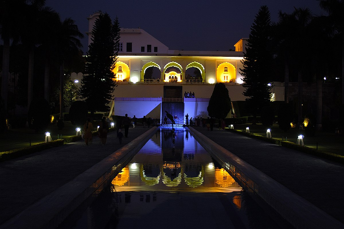 Indian Terrace Garden India