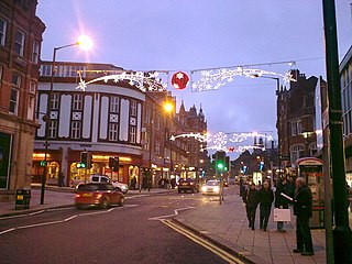 Pinstone Street