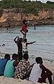 Pirouettes du dimanche à Coco Beach, Dar es Salaam.jpg