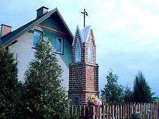 Piskorczyn Village in Kuyavian-Pomeranian, Poland