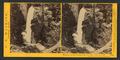 Piwyac, or the Vernal Fall, 300 feet, Yosemite Valley, Mariposa County, Cal, by Watkins, Carleton E., 1829-1916 5.png