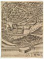 Plan of the City of Rome. Part 11 with the San Pancrazio (left bank) MET DP825227.jpg