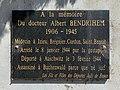 Plaque en hommage au Docteur Bendrihem à Brégnier-Cordon.jpg