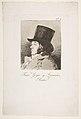 Plate 1 from 'Los Caprichos'- Self-portrait of Goya (Franco. Goya e Lucientes, Pintor) MET DP816886.jpg