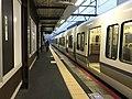 Platform of Uzumasa Station 3.jpg