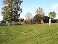 Play area at Kingsland Close, Whitchurch - geograph.org.uk - 604202.jpg