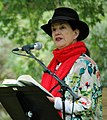 Plum Johnson - Eden Mills Writers Festival - 2015 - (DanH-0005) (cropped).jpg