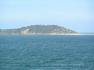Point Nepean - View of Point Nepean from Queenscliff