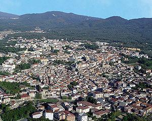 Polistena - Image: Polistena