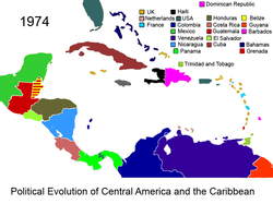 Political Evolution of Central America and the Caribbean 1974 na.png