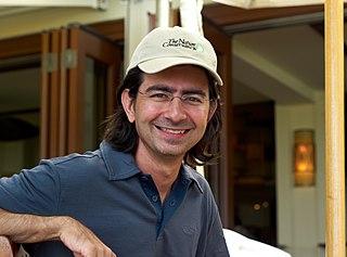 Pierre Omidyar eBay founder, American entrepreneur and philanthropist