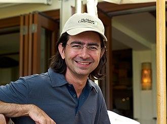 EBay - Pierre Omidyar, founder and chairman of eBay