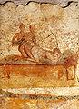 Pompeii - Terme Suburbane - Apodyterium - Scene VI.jpg