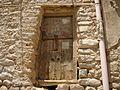 Porte dans le village de Menâa (Wilaya de Batna).jpg