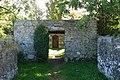 Porth Mynwent Eglwys Santes Tudwen Llandudwen Lych Gate - geograph.org.uk - 555199.jpg