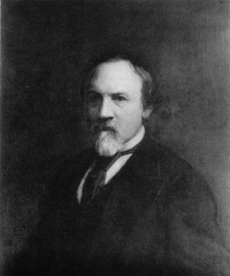 J. B. Lippincott & Co. - Joshua Ballinger Lippincott, by Thomas Eakins