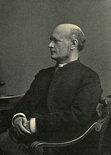William Lefroy Irish Anglican Dean, mountaineer and author