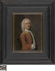 Portret van Guillielmus Suweyns