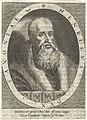 Portret van hertog Hendrik de Vrome van Saksen Saxoniae Ducum (serietitel), RP-P-1911-5109.jpg